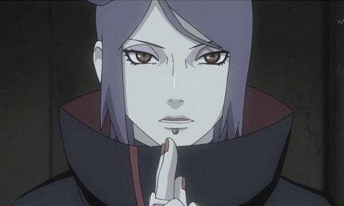 konan - orphan in anime