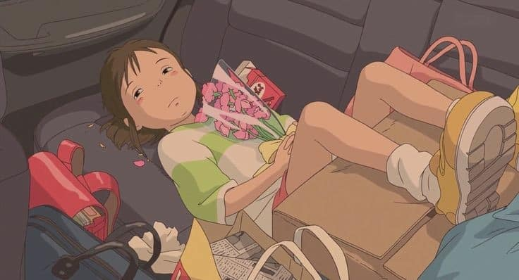 Anime Review - Spirited Away