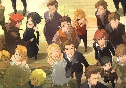 underappreciated Anime - Baccano