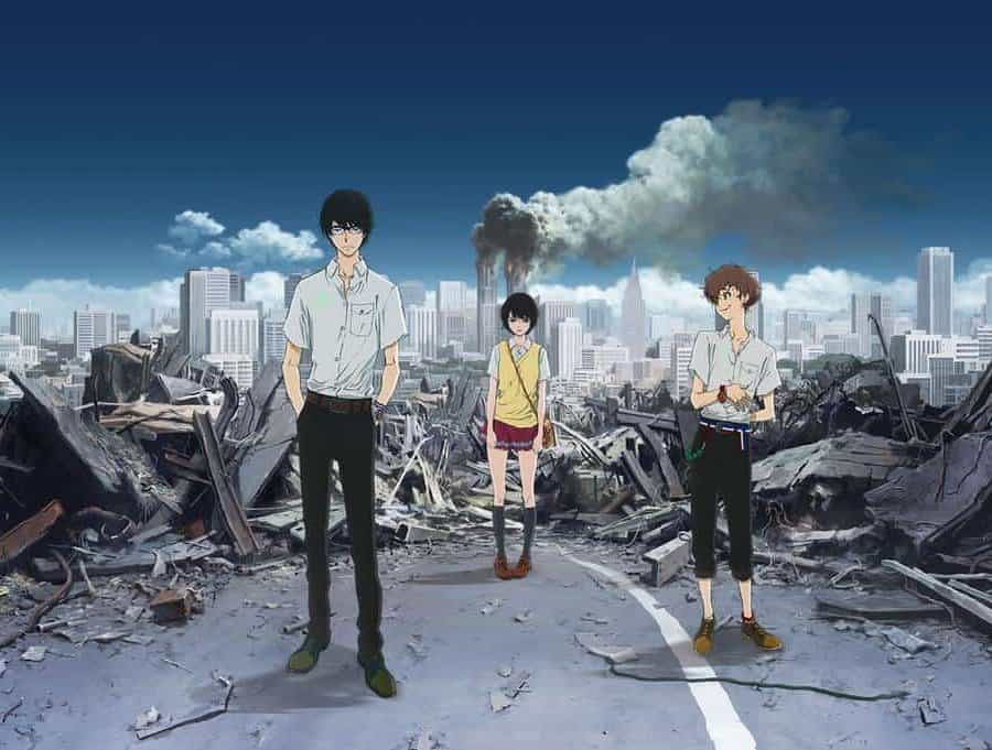Underappreciated Anime - Zankyou no Terror