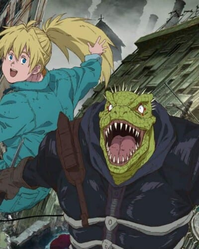 Anime: Dorohedoro Review